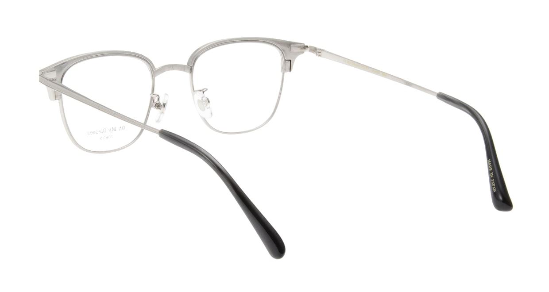 Oh My Glasses TOKYO Mike omg-092-3-47 [メタル/鯖江産/ウェリントン]  2