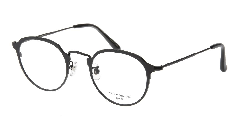 Oh My Glasses TOKYO Zoe omg-093-1-49 [メタル/鯖江産/丸メガネ]