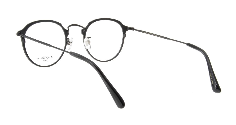 Oh My Glasses TOKYO Zoe omg-093-1-49 [メタル/鯖江産/丸メガネ]  2