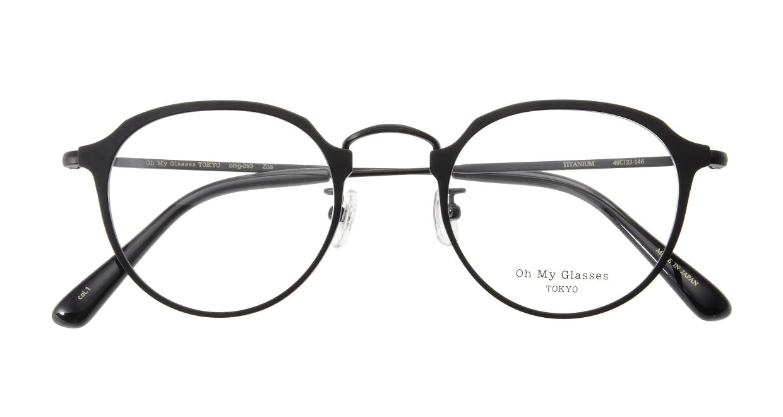 Oh My Glasses TOKYO Zoe omg-093-1-49 [メタル/鯖江産/丸メガネ]  3