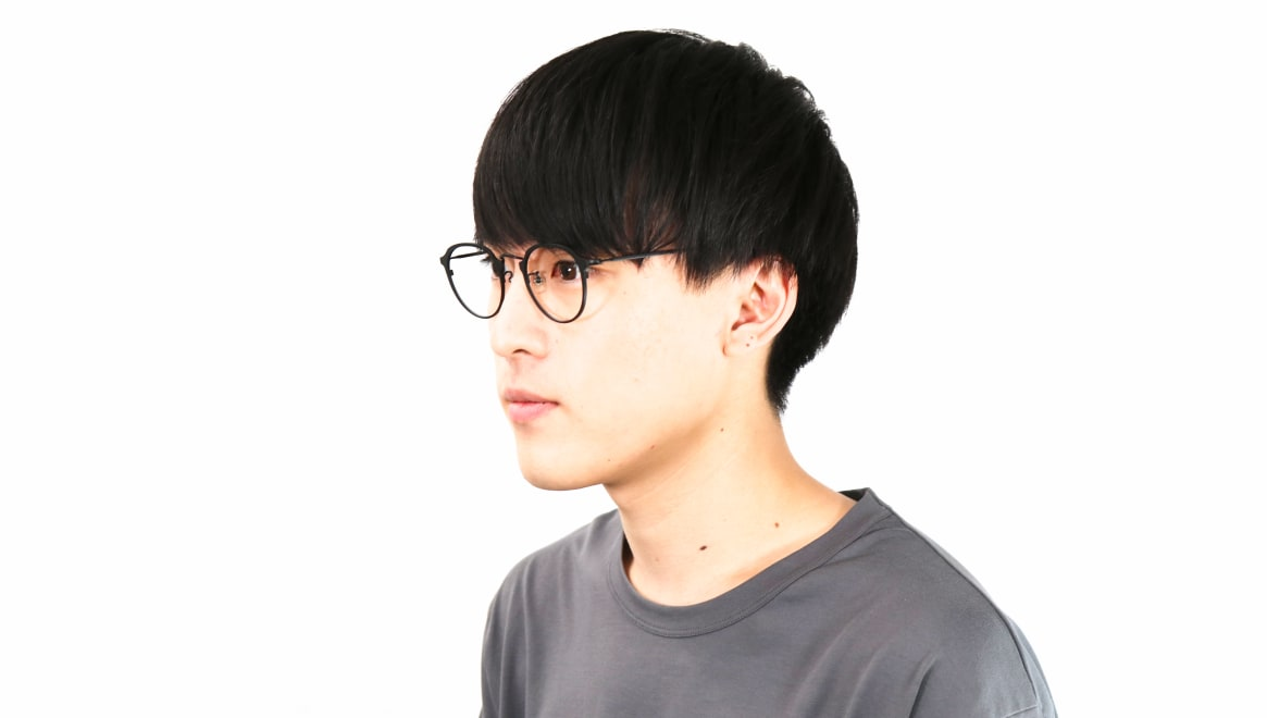 Oh My Glasses TOKYO Zoe omg-093-1-49 [メタル/鯖江産/丸メガネ]  7