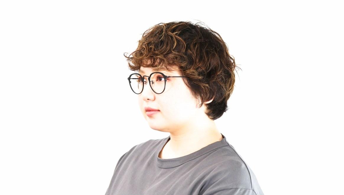 Oh My Glasses TOKYO Zoe omg-093-1-49 [メタル/鯖江産/丸メガネ]  9