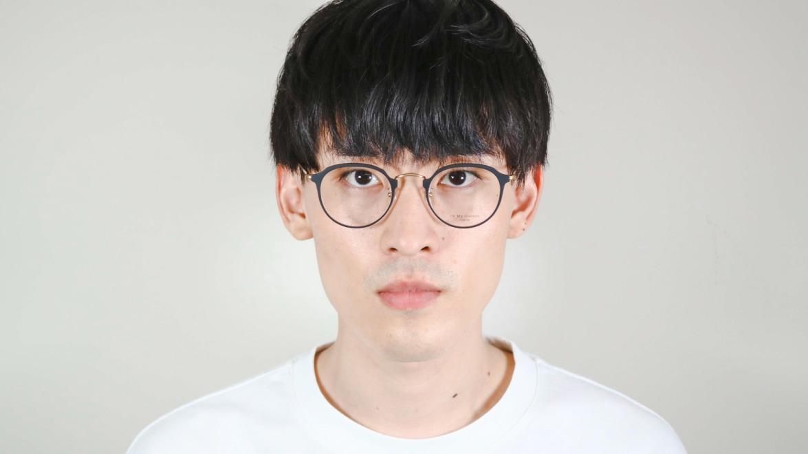 Oh My Glasses TOKYO Zoe omg-093-2-49 [メタル/鯖江産/丸メガネ]  6