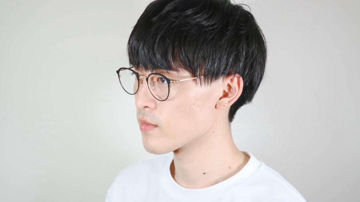 Oh My Glasses TOKYO Zoe omg-093-2-49 [メタル/鯖江産/丸メガネ]  7
