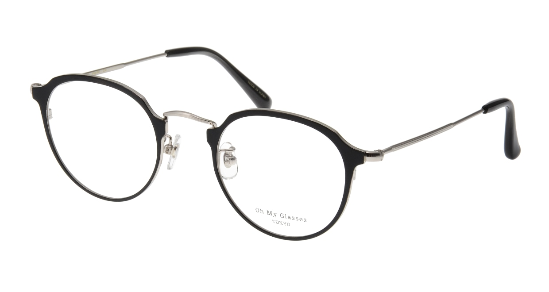 Oh My Glasses TOKYO Zoe omg-093-3-49 [メタル/鯖江産/丸メガネ]