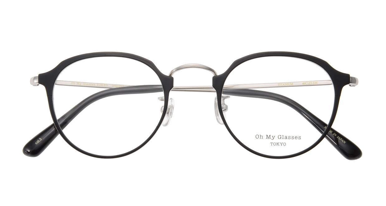 Oh My Glasses TOKYO Zoe omg-093-3-49 [メタル/鯖江産/丸メガネ]  3