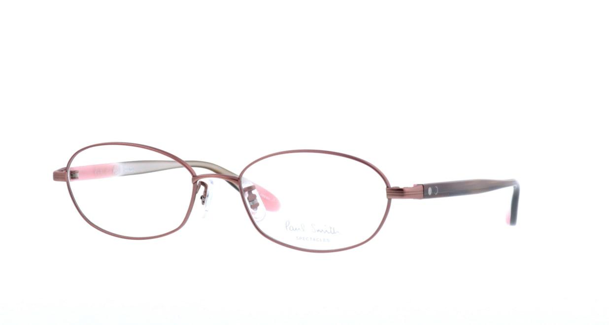ポールスミス PS-9173-VR [メタル/鯖江産/オーバル/ピンク]  1