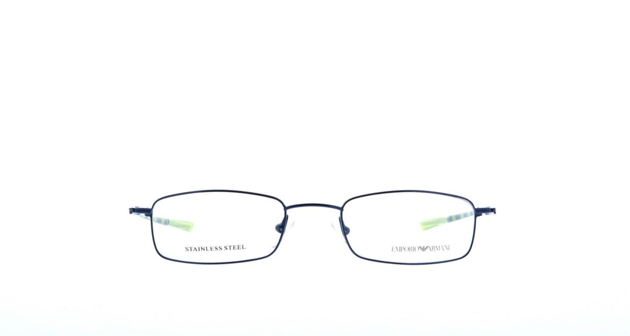 エンポリオアルマーニ 9128-p7k [メタル/スクエア/安い/青]