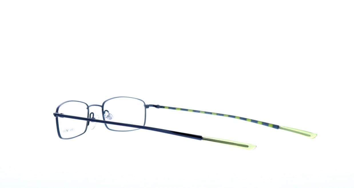 エンポリオアルマーニ 9128-p7k [メタル/スクエア/安い/青]  3
