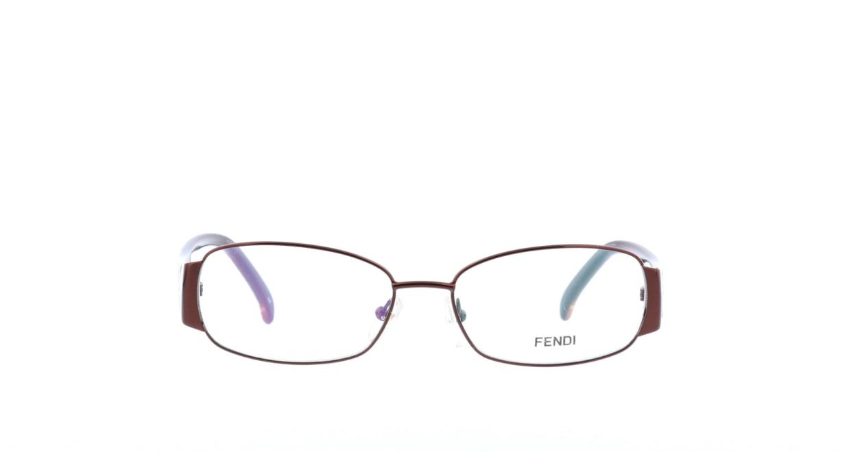 フェンディ fendi-937-210 [メタル/スクエア/赤]