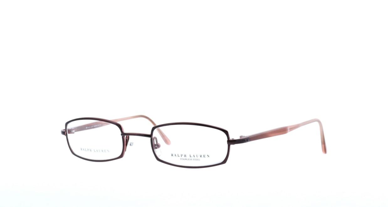 ラルフローレン rl1359-u30 [メタル/スクエア/ピンク]  1