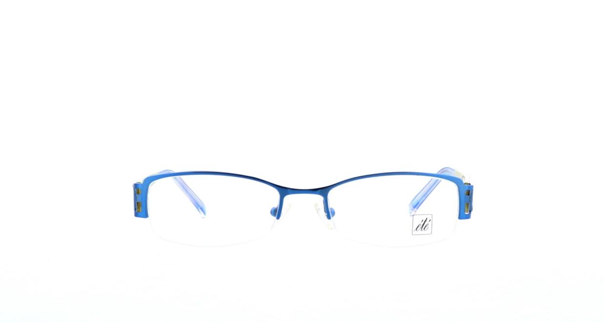 エテOPIO-CANARINO-52 [メタル/ハーフリム/スクエア/青]
