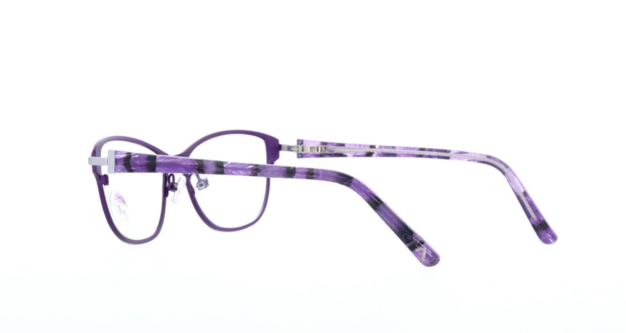 エテ pins-violetto [メタル/ウェリントン/紫]  3