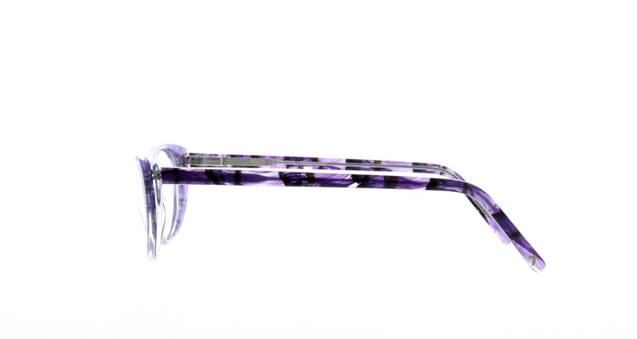 エテ salin-violetto [バタフライ/紫]  2