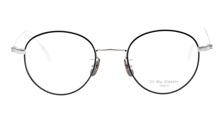 Oh My Glasses TOKYO Cecil omg-064-6-47 [メタル/鯖江産/丸メガネ]