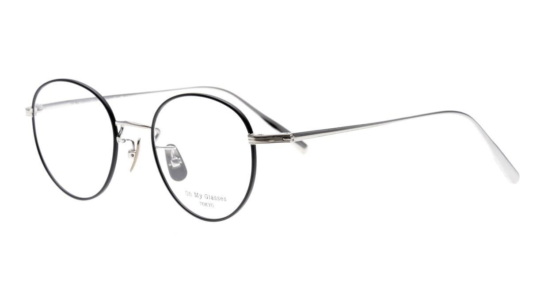 Oh My Glasses TOKYO Cecil omg-064-6-47 [メタル/鯖江産/丸メガネ]  1