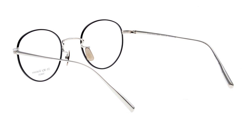Oh My Glasses TOKYO Cecil omg-064-6-47 [メタル/鯖江産/丸メガネ]  3