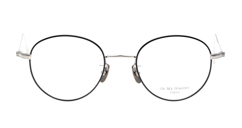 Oh My Glasses TOKYO Cecil omg-064-6-49-145 [メタル/鯖江産/丸メガネ]