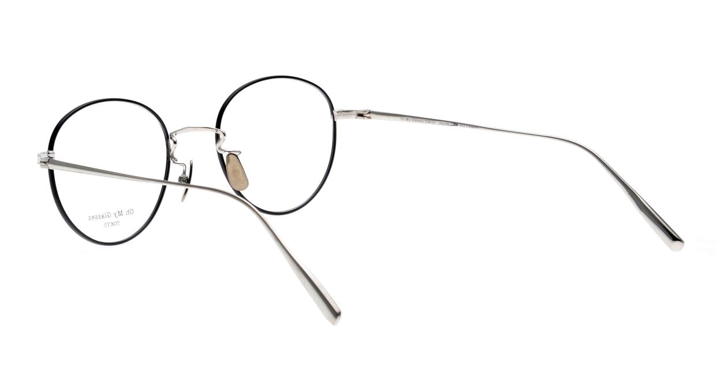 Oh My Glasses TOKYO Cecil omg-064-6-49-145 [メタル/鯖江産/丸メガネ]  3