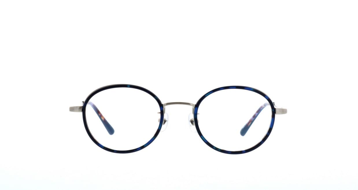ヴィクター&ロルフ 70-0161-06 [丸メガネ/青]