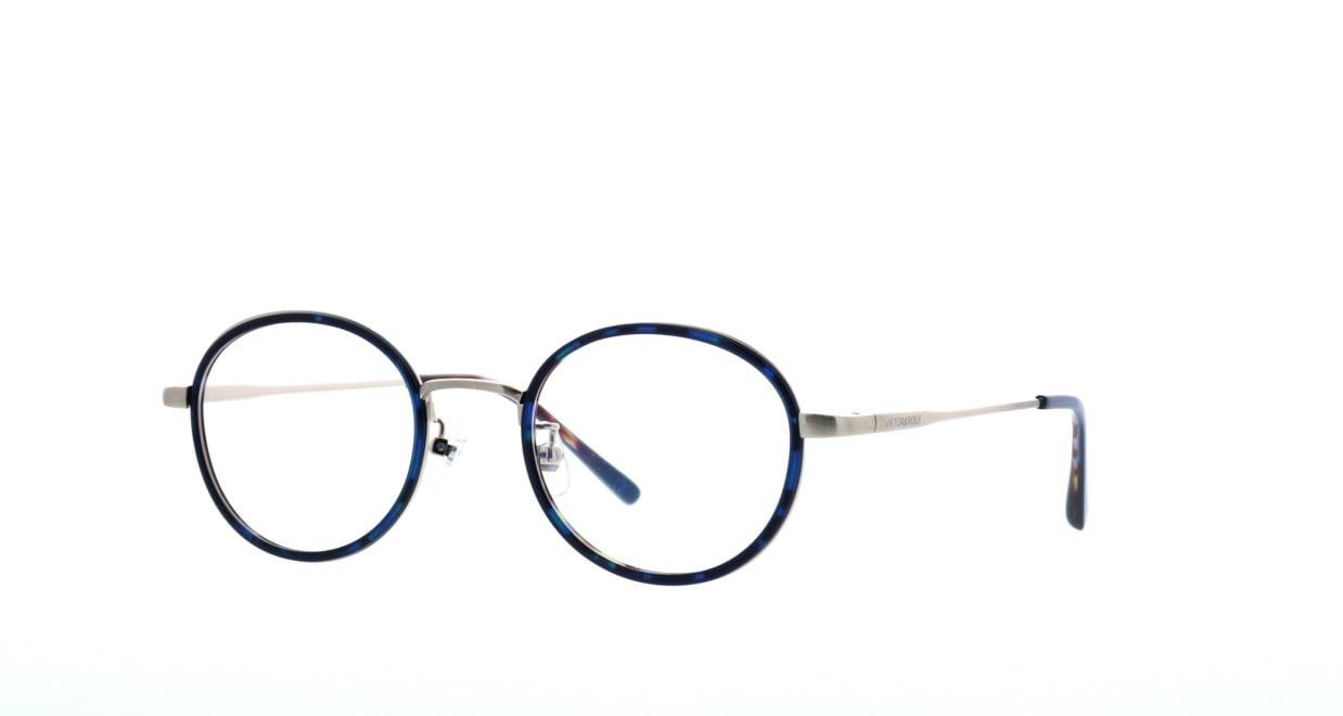 ヴィクター&ロルフ 70-0161-06 [丸メガネ/青]  1