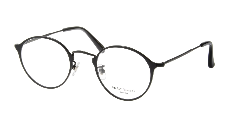 Oh My Glasses TOKYO Sandy omg-046-1-46 [メタル/鯖江産/丸メガネ]