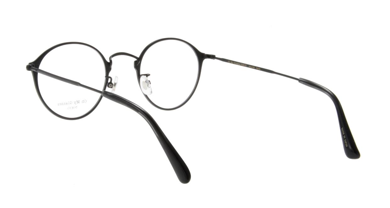 Oh My Glasses TOKYO Sandy omg-046-1-46 [メタル/鯖江産/丸メガネ]  2