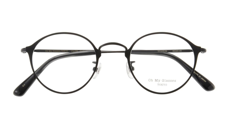 Oh My Glasses TOKYO Sandy omg-046-1-46 [メタル/鯖江産/丸メガネ]  3