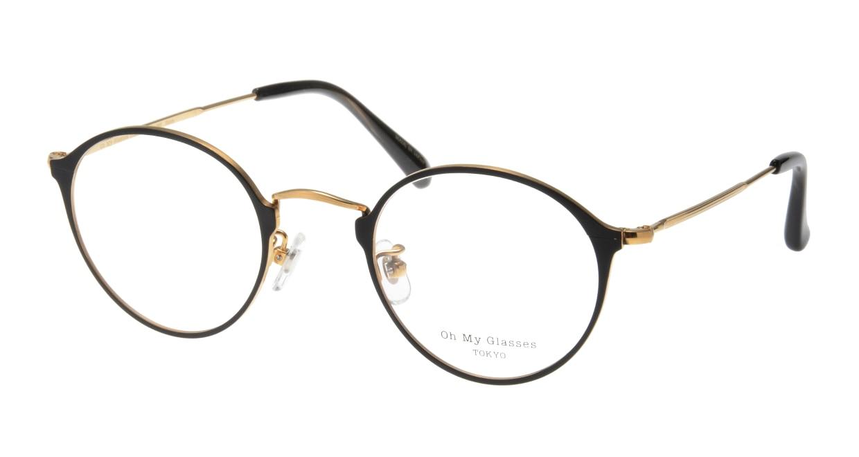 Oh My Glasses TOKYO Sandy omg-046-2-46 [メタル/鯖江産/丸メガネ]