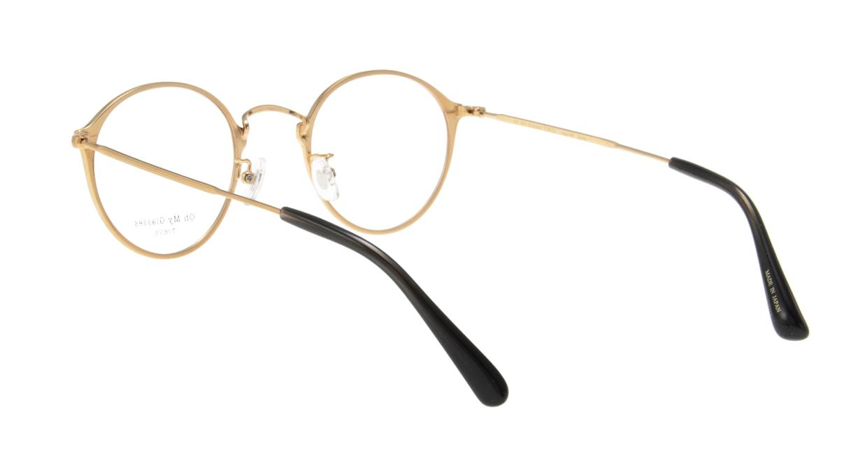 Oh My Glasses TOKYO Sandy omg-046-2-46 [メタル/鯖江産/丸メガネ]  2
