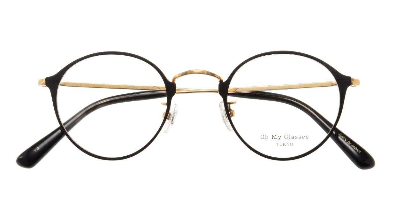 Oh My Glasses TOKYO Sandy omg-046-2-46 [メタル/鯖江産/丸メガネ]  3