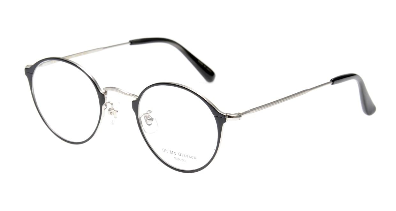 Oh My Glasses TOKYO Sandy omg-046-3-46 [メタル/鯖江産/丸メガネ]