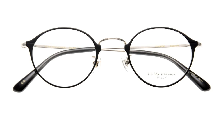 Oh My Glasses TOKYO Sandy omg-046-3-46 [メタル/鯖江産/丸メガネ]  3
