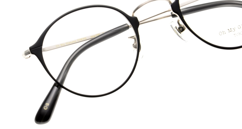 Oh My Glasses TOKYO Sandy omg-046-3-46 [メタル/鯖江産/丸メガネ]  4