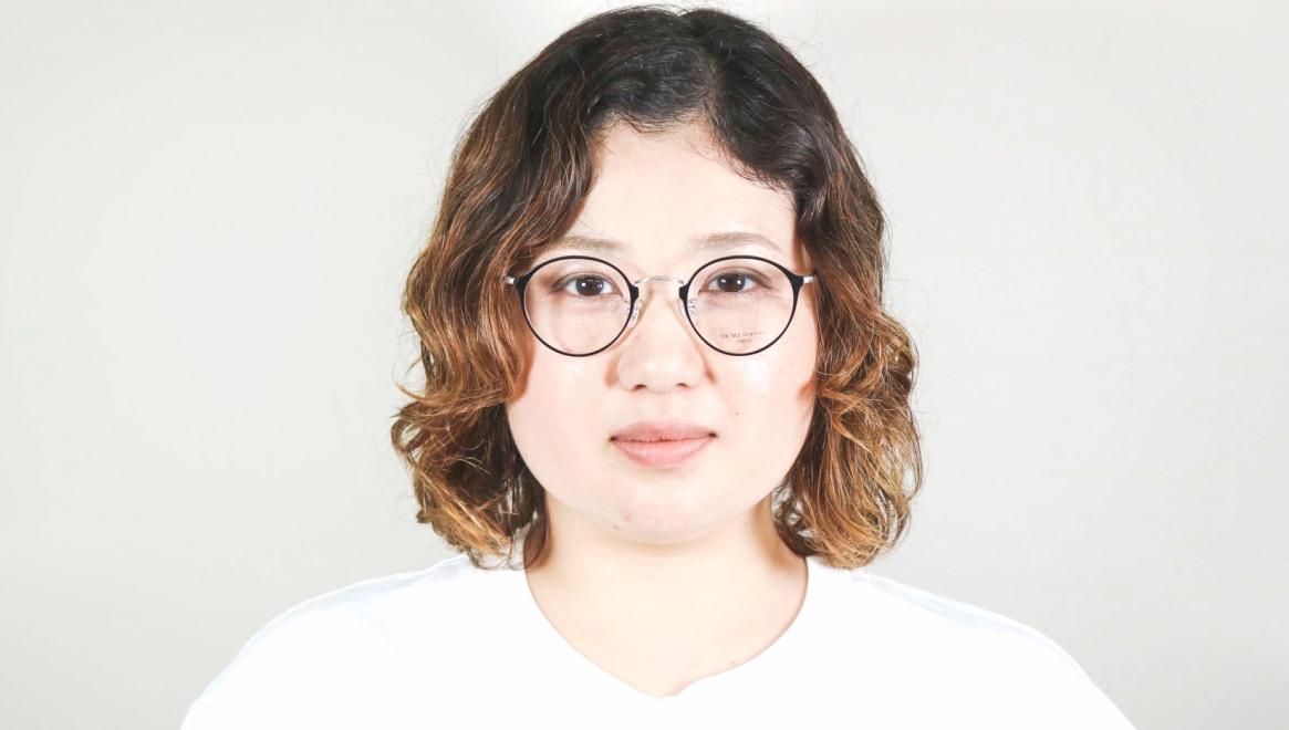 Oh My Glasses TOKYO Sandy omg-046-3-46 [メタル/鯖江産/丸メガネ]  7