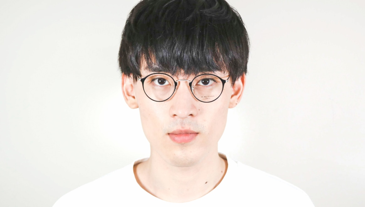 Oh My Glasses TOKYO Sandy omg-046-3-46 [メタル/鯖江産/丸メガネ]  5