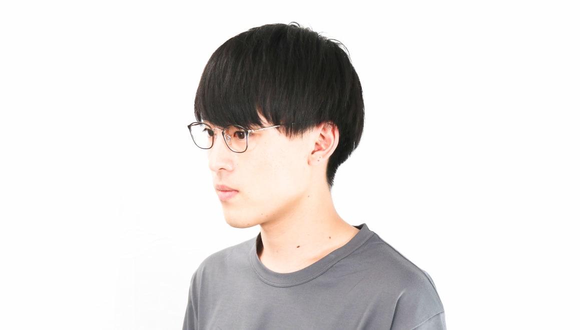 Oh My Glasses TOKYO Bennet omg-047-3-46 [メタル/鯖江産/ウェリントン]  6