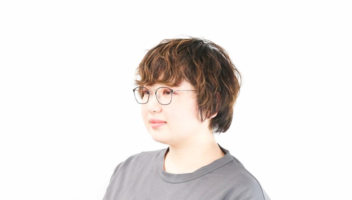 Oh My Glasses TOKYO Bennet omg-047-3-46 [メタル/鯖江産/ウェリントン]  8