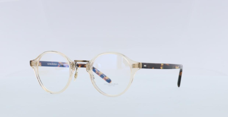 オリバーピープルズ OP-1955-1626 [丸メガネ/透明]  1