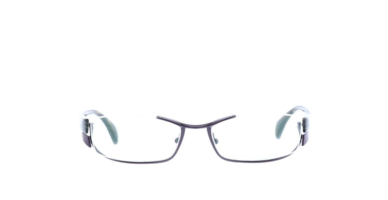 ジャポニスム JN-525-4-54 [メタル/鯖江産/アンダーリム/スクエア/紫]