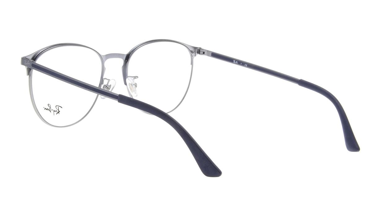 レイバン RX6375V-2981-55 [メタル/丸メガネ/青]  3