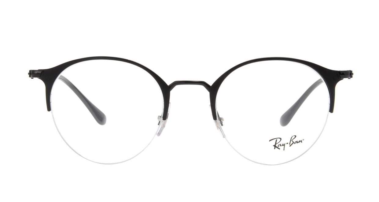 レイバン RX3578V-2904-48 [メタル/ハーフリム/丸メガネ]