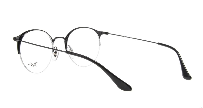 レイバン RX3578V-2904-48 [メタル/ハーフリム/丸メガネ]  3