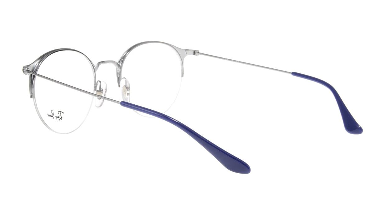 レイバン RX3578V-2906-50 [メタル/ハーフリム/丸メガネ]  3
