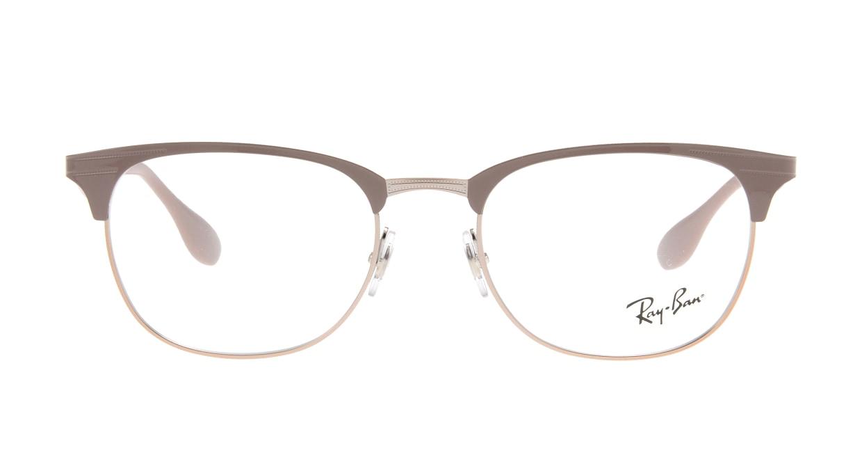 レイバン RX6346-2973-52 [メタル/ウェリントン/肌色]
