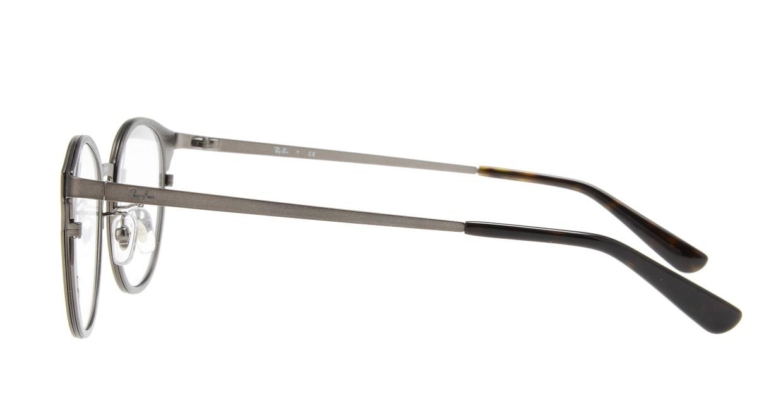 レイバン RX6372D-2895-50 [丸メガネ/グレー]  2