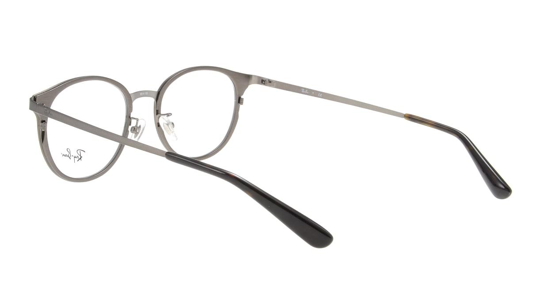 レイバン RX6372D-2895-50 [丸メガネ/グレー]  3