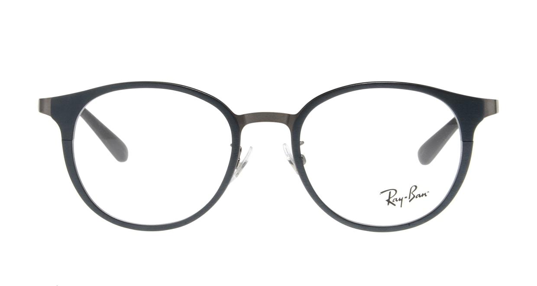 レイバン RX6372D-2896-50 [メタル/丸メガネ]