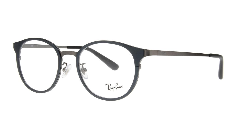 レイバン RX6372D-2896-50 [メタル/丸メガネ]  1