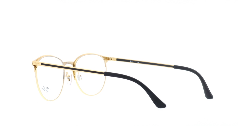 レイバン RX6375-2890-53 [メタル/丸メガネ]  3